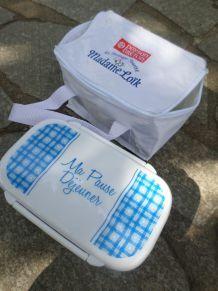 Glacière et lunchbox Madame Loïk