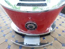 Grille-pain multi-fonctions Bugatti