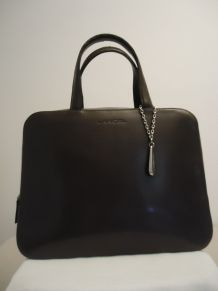 Sac Lancel marron