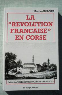 LA REVOLUTION FRANCAISE EN CORSE