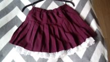 Jupe Lolita Japon Bordeaux