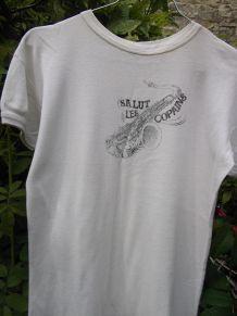 tee-shirt de collection