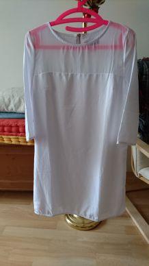 Robe blanche la redoute essentiel