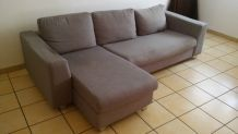 Canapé d'angle - 3 places