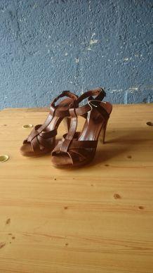 Sandales marron H&M