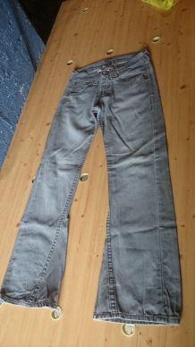 Jeans levi's coupe droite
