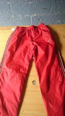 Jogging nike rouge