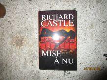 mise à nu Richard Castle