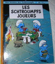 Les Schproums Tome 23 - Les Schtroumpfs Joueurs