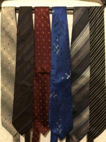Lot de Cravate de marques