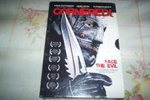 DVD CORNERED FACE THE EVIL FILM HORREUR