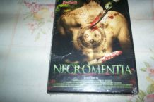 DVD NECROMENTIA film d'horreur état neuf
