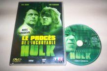 DVD LE PROCES DE L'INCROYABLE HULK