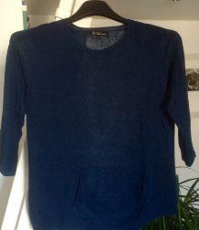 Top bleu roi Isabelle Marant