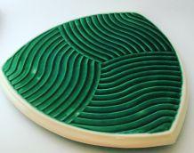 Dessous de plat Sarreguemines vintage