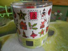 kit de 15 tampons de Noel