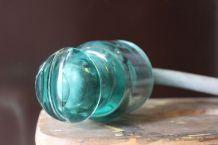 Anciens isolateurs électrique en verre