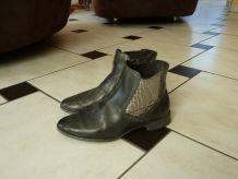 Boots femme Santiag
