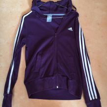 Veste Sweat zippé adidas