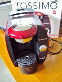 Machine à café TASSIMO FIDELIA T42 BOSCH