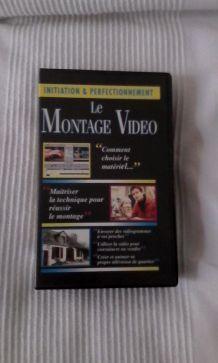 LE MONTAGE VIDEO