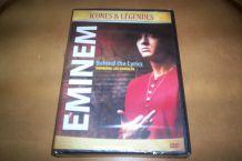 DVD EMINEM behind the lyrics derrière les paroles NEUF