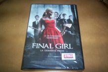 DVD FINAL GIRL la dernière proie film horreur neuf