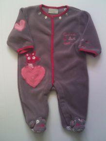 Pyjama 3 mois DPAM