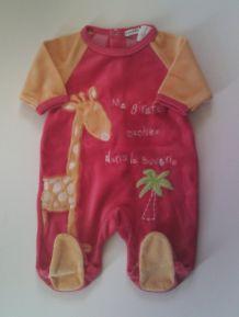 Pyjama naissance 50 cm
