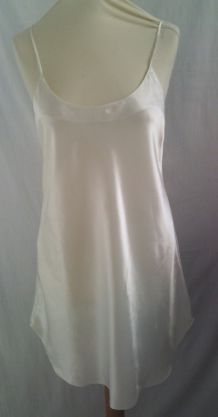 Nuisette blanc taille 40