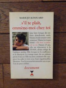 S Il Te Plait Emmene Moi Chez Toi - Audouard Marie-Jo