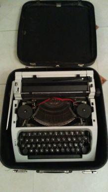 machine à écrire erika robotron 150