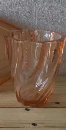 Vase luminarc rose