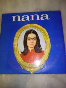 """33 T """"NANA"""" de NANA MOUSKOURI DEDICACE"""