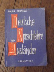 Deutsche Sprachlehre Für Ausländer. Grundtufe