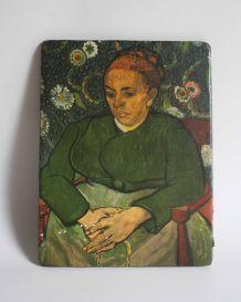 reproduction de Mme Roulin Van Gogh