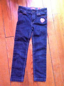 Jeans slim Complices 7 ans