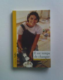 Livre de poche  Il est temps de changer