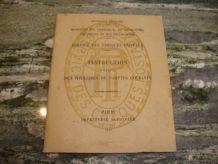 livre de services des chèques postaux 10 euros