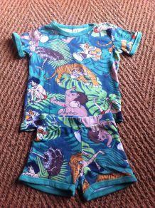 Pyjama Le livre de la jungle