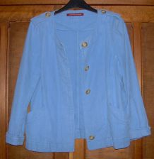 Jolie veste en jean Comptoir des Cotonniers Taille 38