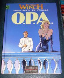 Largo Winch 3 : O.P.A Novembre 1992