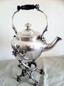Théière samovar Christofle