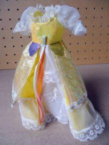 Robe Dame Boucleline VINTAGE