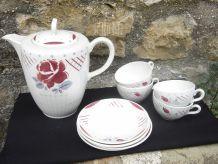 service à thé ,  café lunévilles