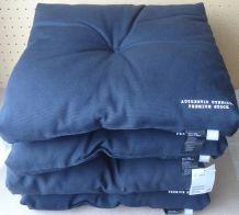 coussins/ galettes de chaise x4 H&M Home