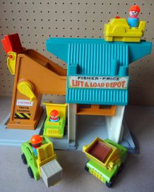 FISHER PRICE chantier Lift & Load