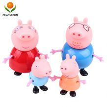 famille pepa pig