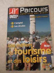 Les métiers du tourisme et des loisirs