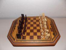 Jeu d'échecs Thème Afrique